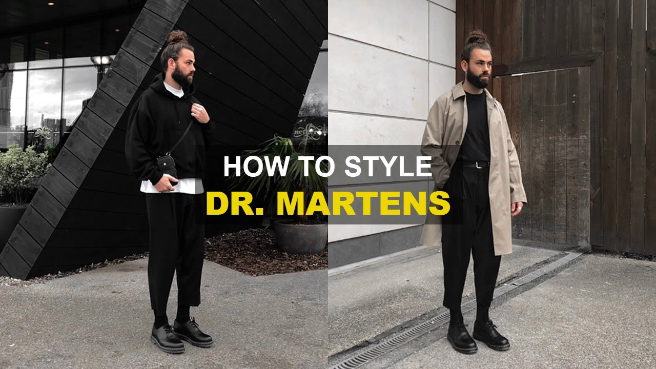 style dr martens 1461