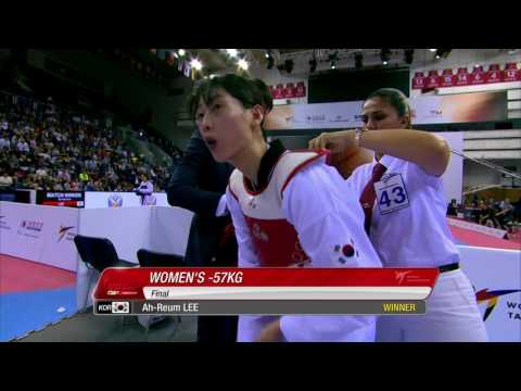 News Moscow 2017 World Taekwondo Grand Prix Series–Day3