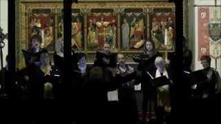 """O Virgo Splendens"" - Libre Vermell de Montserrat"