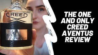CREED AVENTUS | female review