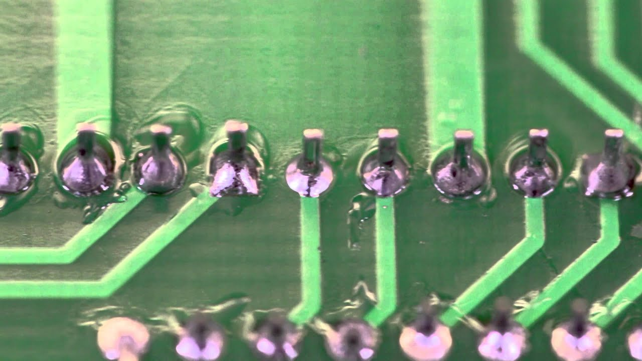 Amplifiertda1524abasstreblesilk Suggested Of The Printed Circuit