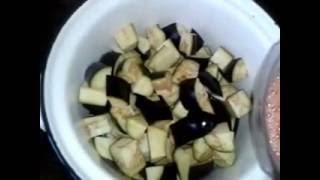 ❤ ❤ ❤  Баклажаны в томатном соусе на зиму!!!  Let's cook  ❤ ❤ ❤