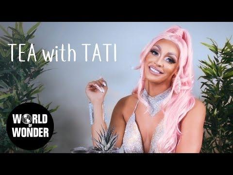 Tea With Tati: Flirting