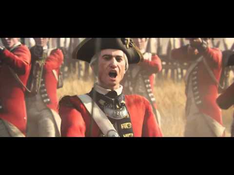 Assassin's Creed 3 - E3 Official Trailer Imagine Dragons - Radioactive