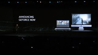 Ces 2017: Nvidia Shows Off An Updated Geforce Now Service