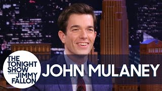 John Mulaney Got Jake Gyllenhaal to Go Crazy for Sack Lunch Bunch