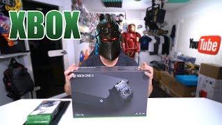 IST DIE XBOX ONE X BESSER ALS DIE PS4? FORTNITE TEST | Unboxing - Review [Deutsch/German]