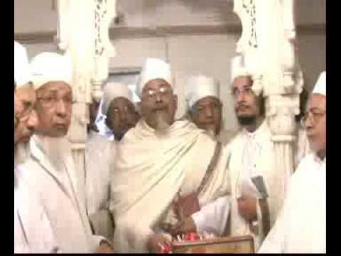 Alavi Bohras - Urs Mubaarak of Saiyedi Moosanji bin Taaj saheb Shaheed (ra)