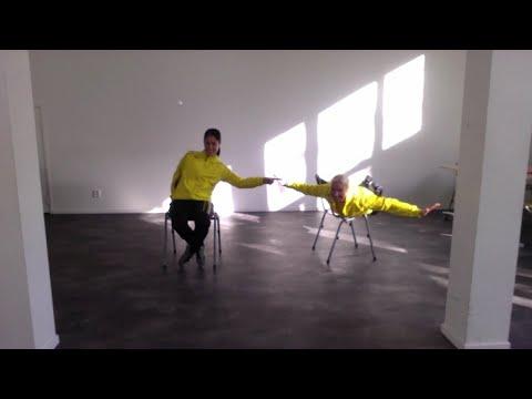 SCIANDRI - live stoelengym (dinsdag 3 november)