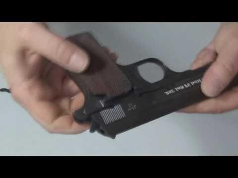 Frommer (femaru) 37 Nazi contract pistol