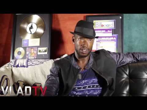 "Kevin McCall: Chris Brown & I Fell Out When ""Strip"" Dropped"