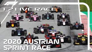LIVE: Formula 2 Sprint Race! | 2020 Austrian Grand Prix