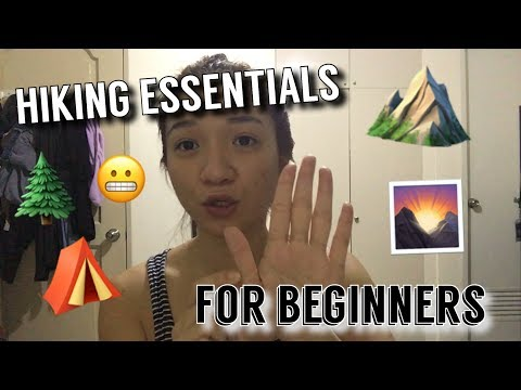 Hiking Essentials for Newbies