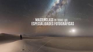 ¡GRAN EVENTO DE LANZAMIENTO! - MASTERCLASS FOTOGRAFÍA