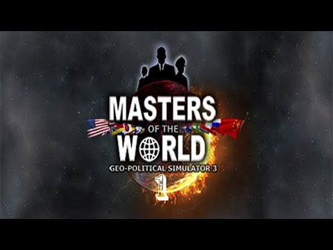 Masters of The World Geopolitical Simulator 3 | Türkiye | #1