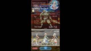 SAO:MD The Sacred treasure in the Sea Master +1 (35 secs; 43 secs) No swimsuit characters