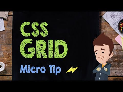 CSS Grid: Micro Tip #18 - Supercharged