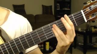 Amr Diab     Mafeesh Menak Guitar Tutorial