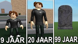 REAL LIFE IN ROBLOX! (ROBLOX GROWING UP)