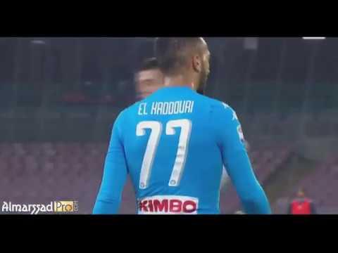 Omar El Kaddouri vs Lazio / Calcio / 05.11.2016 HD