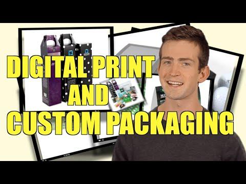 Video Varnish #26 - Digital Print & Custom Packaging