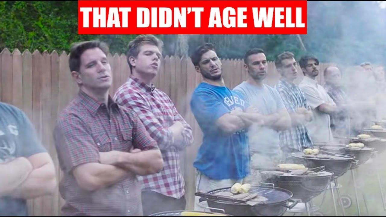 Zeducation THAT DIDN'T AGE WELL #20: GILLETTE (GET WOKE GO BROKE)
