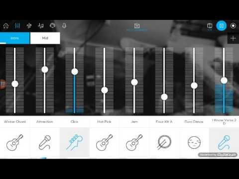 Music maker jam mix 1