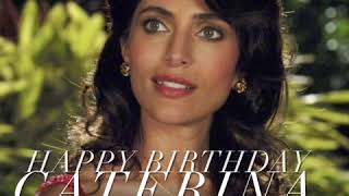 HAPPY BIRTHDAY CATERINA MURINO