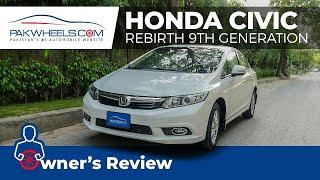 Honda Civic Rebirth 2015 | Owner's Review | PakWheels