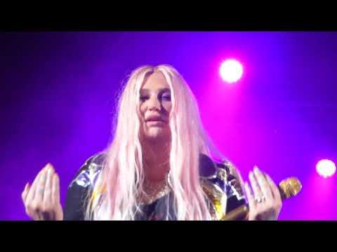 Kesha - Tik Tok (HD) - Electric Brixton, London - 14.11.17