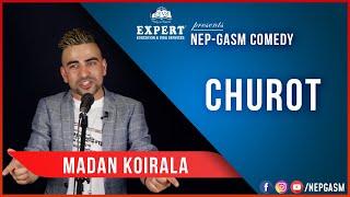 Churot | Nepali Stand-Up Comedy | Madan Koirala | Nep-Gasm Comedy Australia