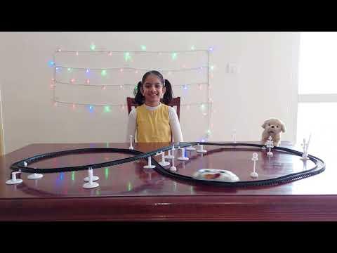 High Speed Metro Toy Train - Jaanvi's World