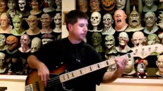 Leave That Thing Alone Bass Cover