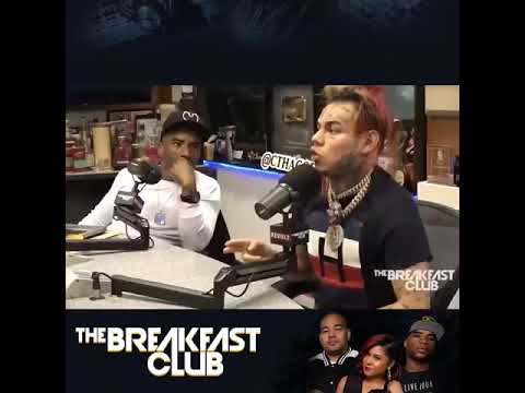 Tekashi 69 Explains why he switched gangs from Crip to Blood