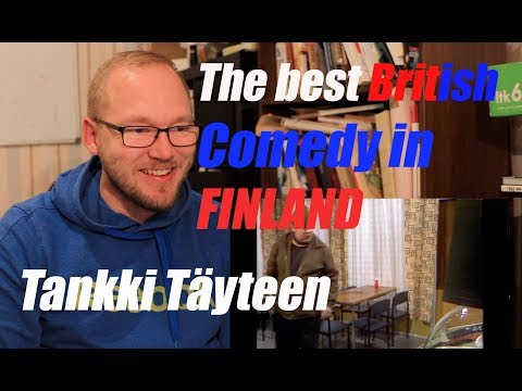 The Best British Comedy in FINLAND REACTION