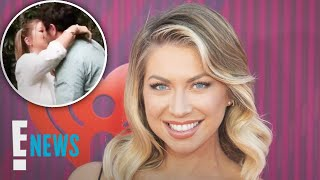 """The pregnant, former """"vanderpump rules"""" star confirms she's tied knot with now-husband beau clark. see video from ceremony!full story: https://www.eo..."""