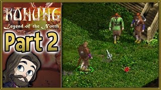 Konung: Legend of the North Gameplay - Part 2 - Let