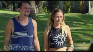 "Bachelor in Paradise Season 3 ""Evan and Carly Naked Painting"" Finale Preview"