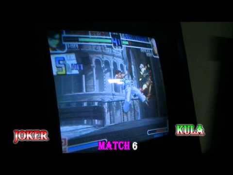 The Latin American Cup 2011 FT40: Joker (PER) vs. Kula (MEX)