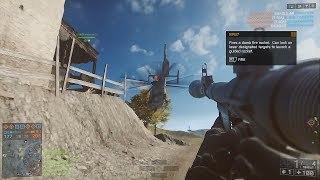 Battlefield 4 Conquest Multiplayer Gameplay PS4 Pro