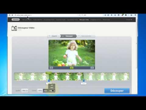 Meilleurs logiciels découpage vidéo : comment découper une vidéo