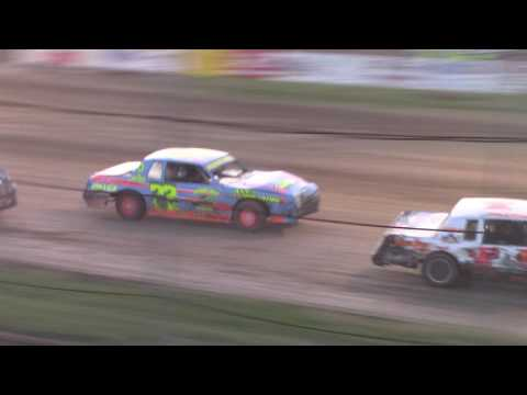 Stuart Stock Car A Main 6/9/17