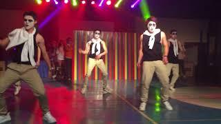Bailes severalls 2k17 (ganadores)