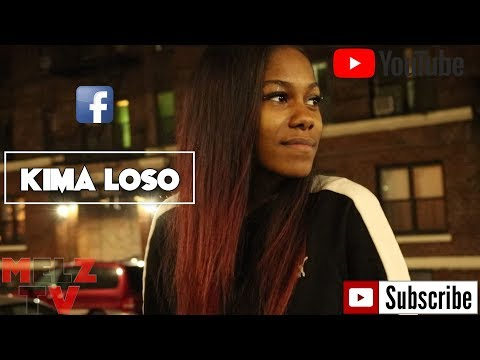 KIMA LOSO SPEAKS ON JAY BLIXKY DISS PLUS LEAKED PHOTOS NO SUBURBAN & HER OPPS