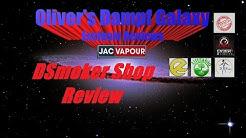 DSmoker Shop/ Liquid Review
