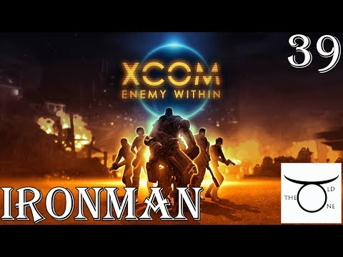 Let's play XCOM Enemy Within - Episode 39 - Asset Recovery