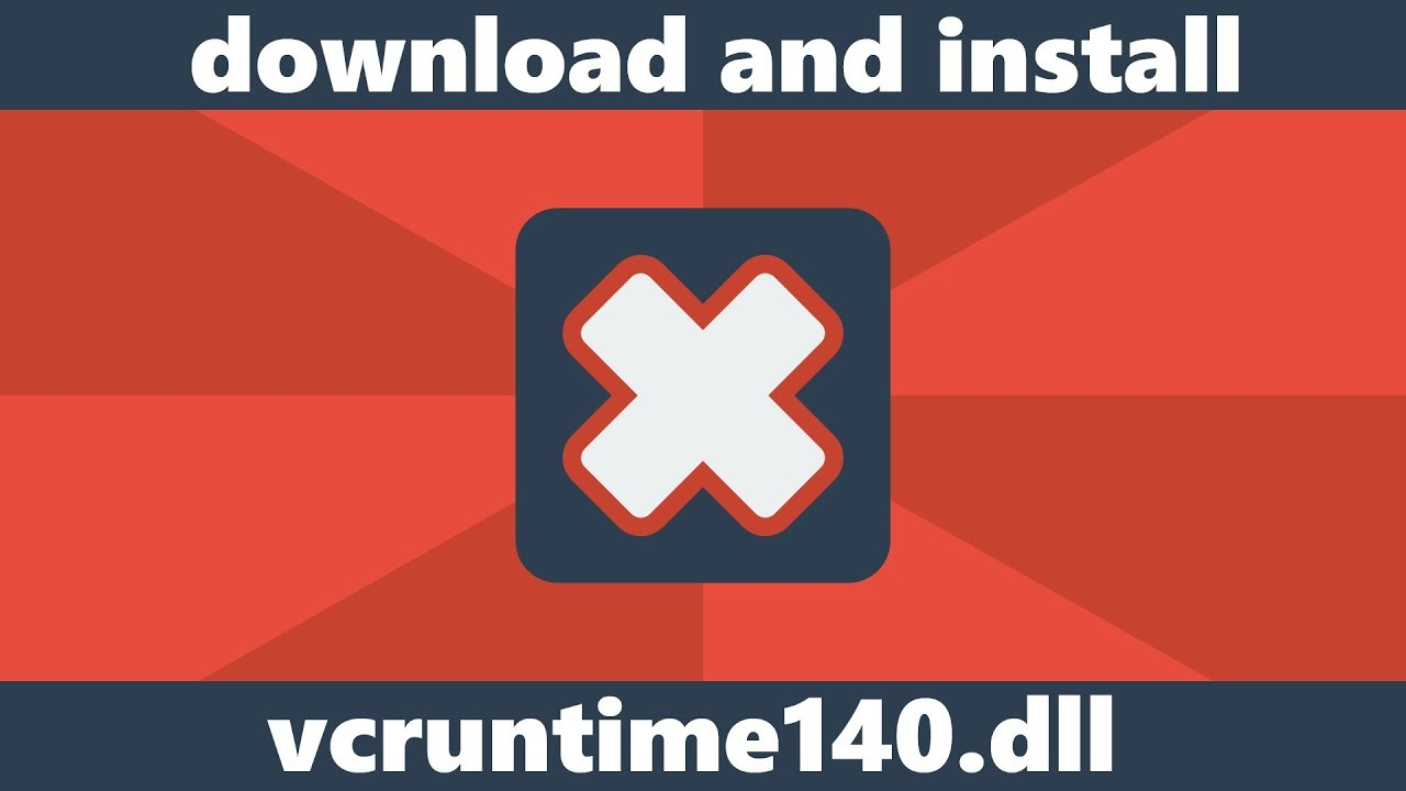 free install vcruntime140.dll