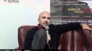 Lee Burridge Interview 2011 - VibeFM