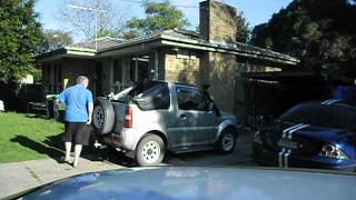 Jimny Fastback Remove And Replace Roof