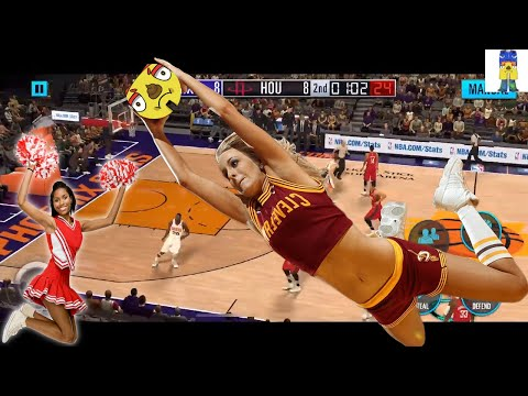 NBA 2K MOBILE BASKETBALL PIGMY PLAYER